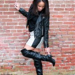 After 5: Knee-High Boots