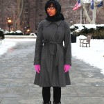 Street Style: The Snow Commute