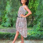 Kids: Leopard Dress