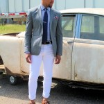 Strictly Business: White Pants?!