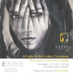The Lifestyle: A Night at the Indian Consulate