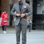 Strictly Business: Grey Suit