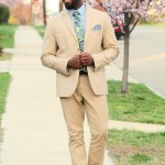 Strictly Business: The Khaki Suit
