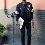 Street Style: All Black