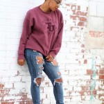 Casual: The Collegiate Sweatshirt