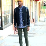 Street Style: Cool Colors