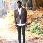 Street Style: Moto Jacket