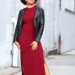 Casual: Ribbed Midi Dress