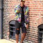 Street Style: Bomber Jacket