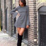 Street Style: Knee-High Boots