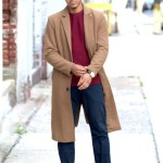 Strictly Business: Camel Overcoat