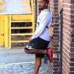 Street Style: Hooping Shorts