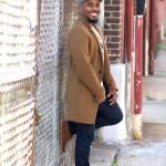 Street Style: Camel Overcoat
