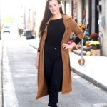 Street Style: Camel Coat