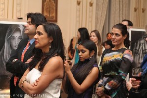 A Night at the Indian Consulate
